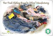Fair Trade Clothing Brands | Cotton Fabric Clothes Wholesale Online