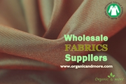 Wholesale Fabric  Suppliers   Organic Cotton Knitted Fabrics