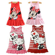 Adorable Sleeveless Kitty Dress for Your Children by 14xpress