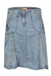 Get Stylish Denim Ladies Skirts At Affordable Price