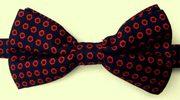 Saladin & Manzetti Ltd,  Silk tie