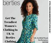 Get The trendiest Women s Clothing In UK At Berties Clothing